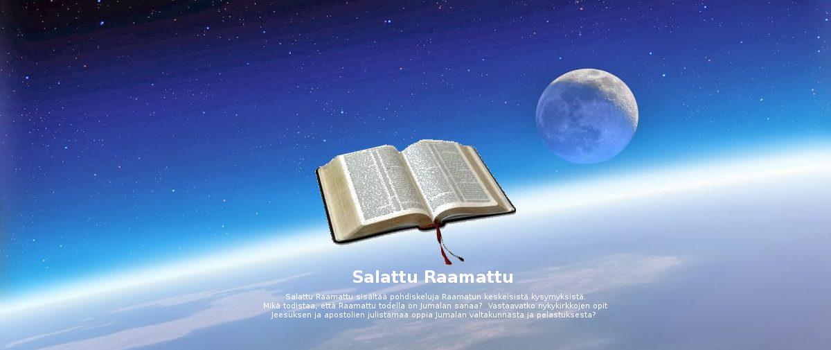 Salattu Raamattu